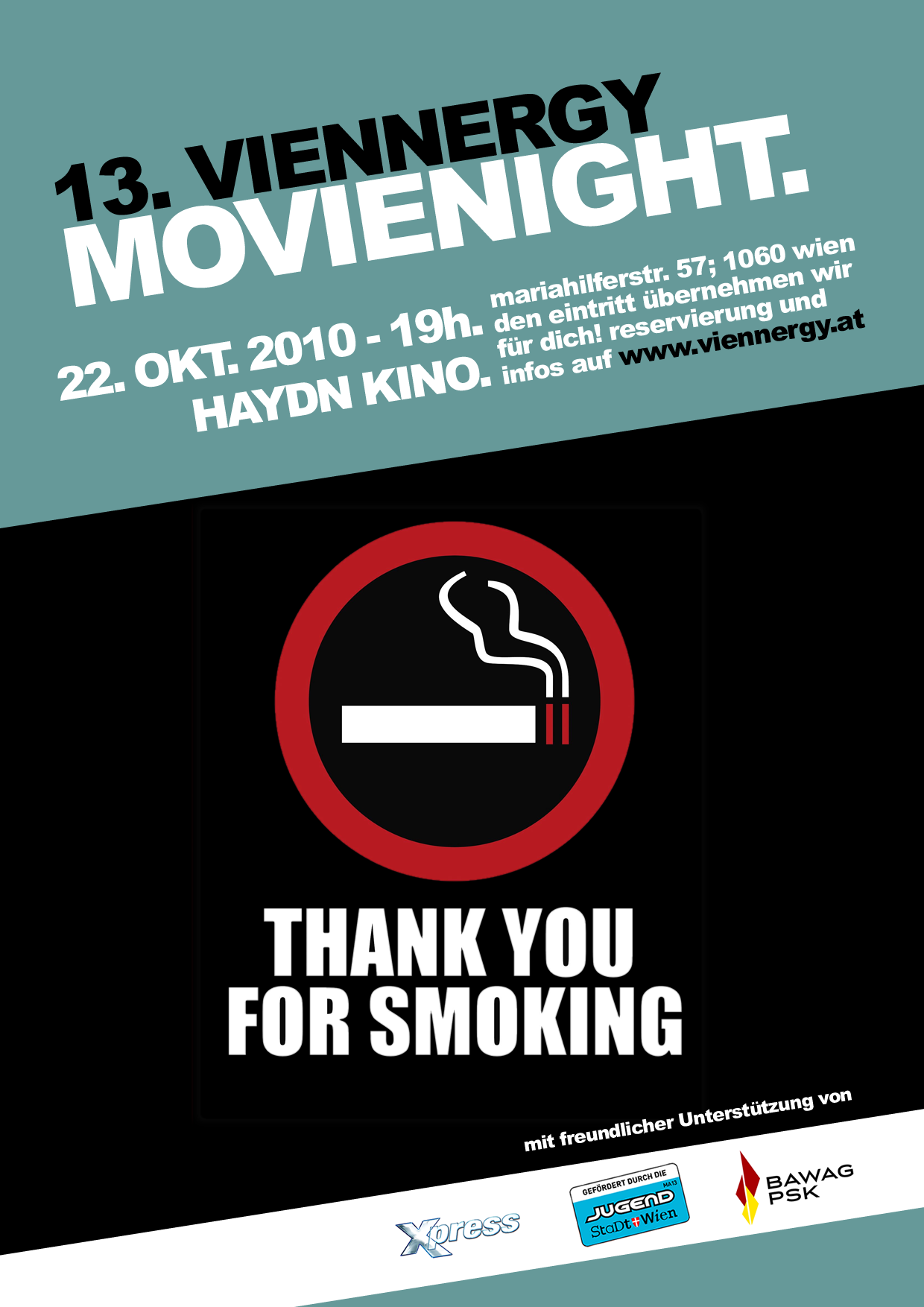 Movienight 2010 #2 – Haydn Kino